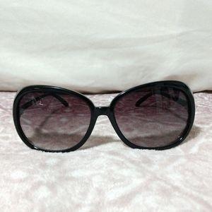 Steve Madden Black Tinted Sunglasses Oversized